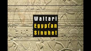 CD mp3 Mika Waltari - Egypťan Sinuhet