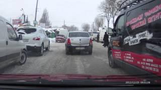 Легкое Дтп. Стуканчик. г. Хмельницкий(, 2013-03-06T16:43:19.000Z)