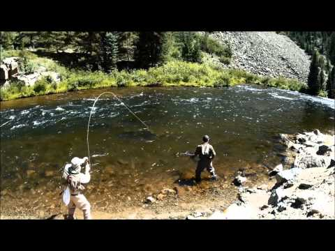 Taylor River Colorado Fly Fishing Part Two