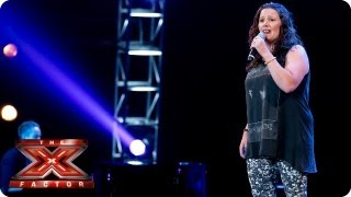 Sam Bailey's performance of Clown by Emeli Sande reduces the entire panel to tears Visit the official site: http://itv.com/xfactor SUBSCRIBE: http://bit.ly/TXFSub ...