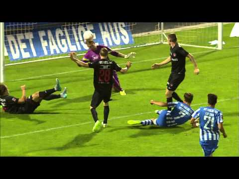 Highlights: Esbjerg FB - FC Midtjylland 23.08.2015