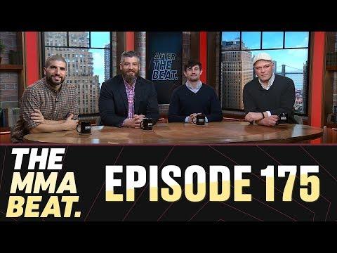 The MMA Beat Live -- January 11, 2018
