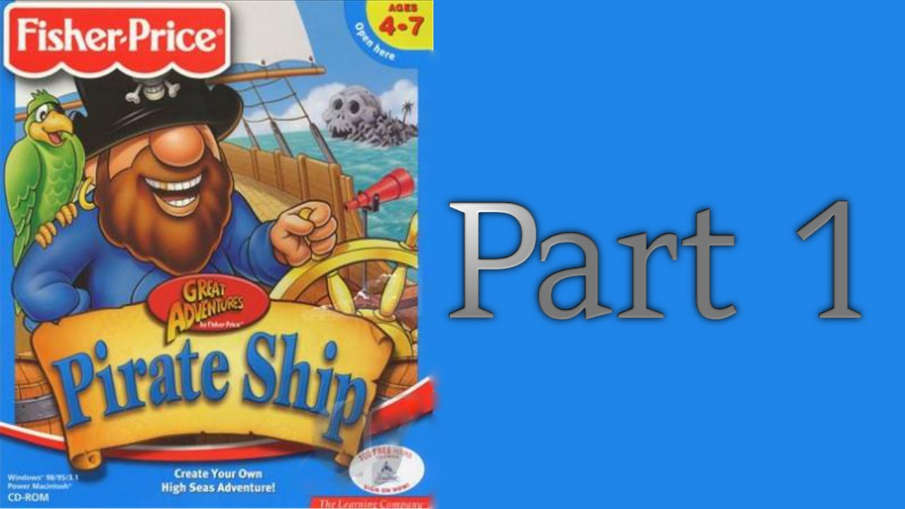 Fisher-Price Great Adventures Pirate Ship Download (1998 ...
