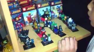 รีวิวของเล่น - น้องซันพาชมเหล่า Lego Super Heros