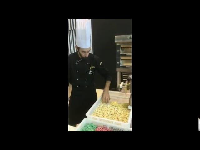 Molino Braga produzione della pasta