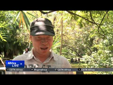 Living with Albinism: 70,000 people living with the condition in Zimbabwe seek support