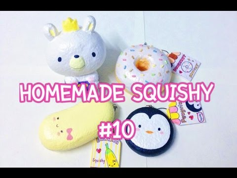 Homemade Squishy Collection 2014 : ????????????????? (Homemade Squishy Collection) #10 - YouTube