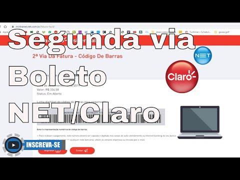 Fatura Boleto Claro TV somente pelo CPF 2020 from YouTube · Duration:  1 minutes 4 seconds