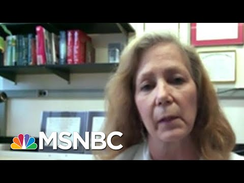 Pathologist Shares Findings From Autopsies Of COVID-19 Patients | MTP Daily | MSNBC