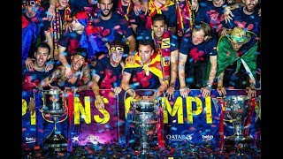 Teams of the Decade: 3. Barcelona, 2014-15