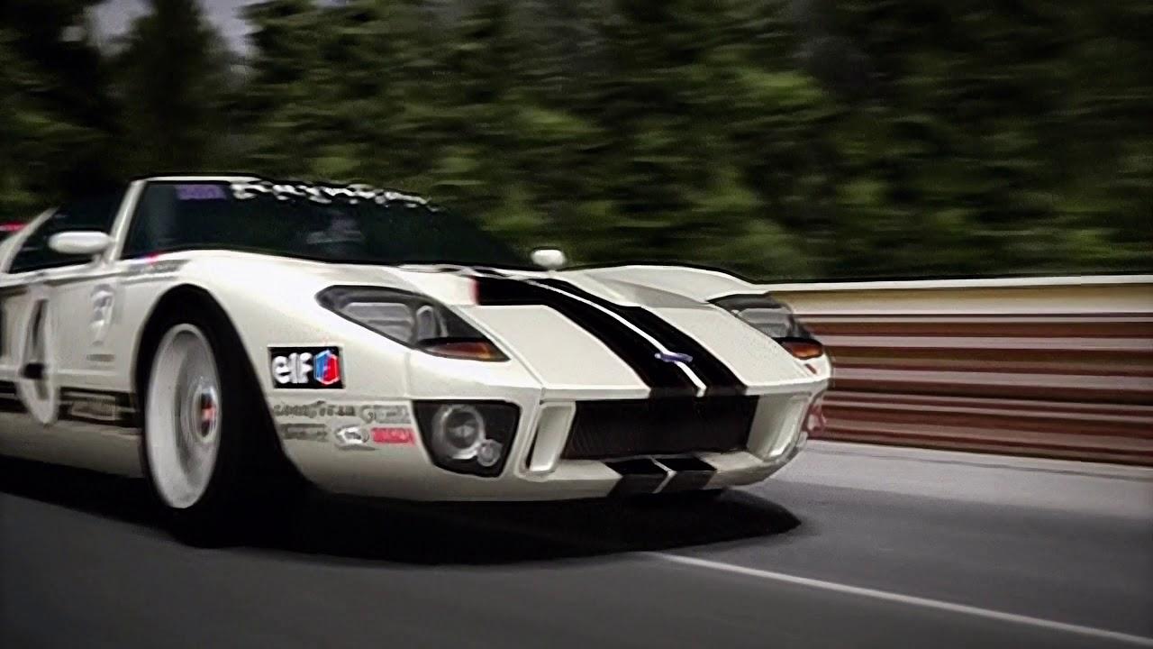 Gran Turismo 4 Intro (Remastered In 4K Using AI Machine