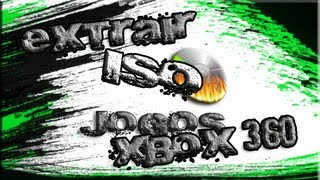 Extrair Iso De Jogos Xbox