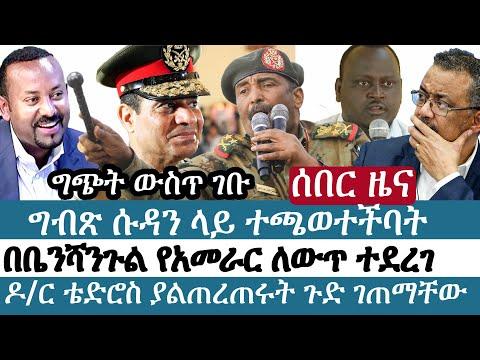 Ethiopia | የእለቱ ትኩስ ዜና | አዲስ ፋክትስ መረጃ | Addis Facts Ethiopian News | Al Sisi | Al Burhan