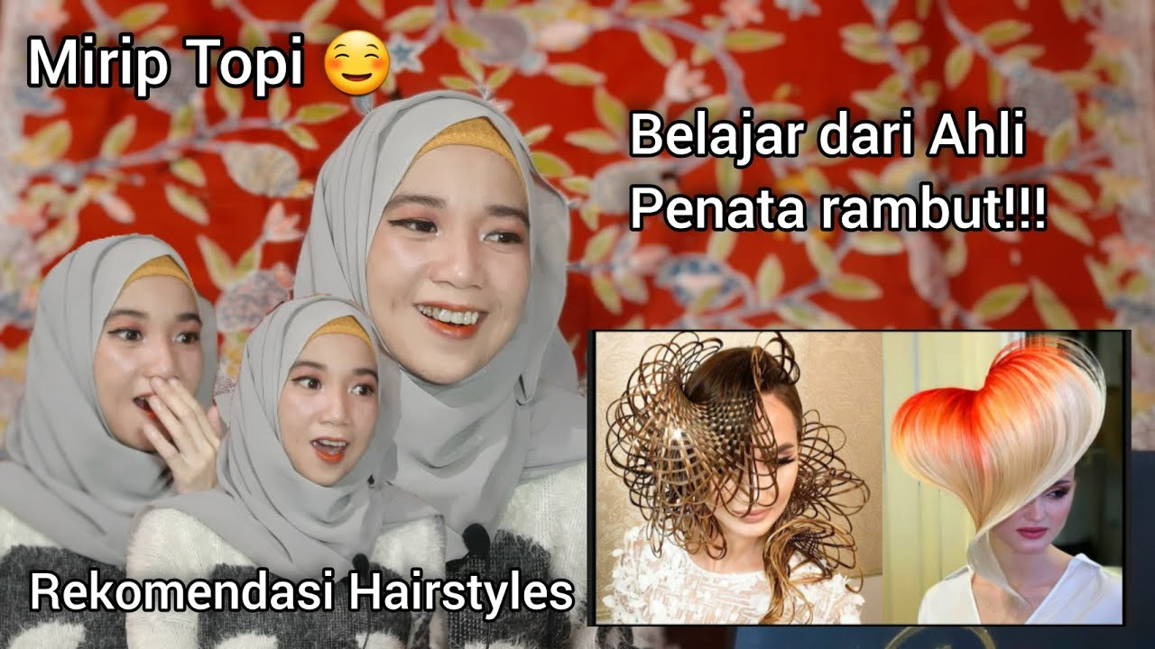 BEAUTIFUL HAIRSTYLES WOMEN COMPILATION - REACTION