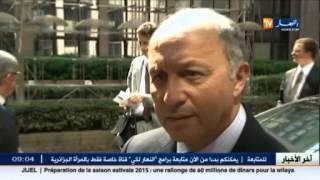 اجتماع تقييمي لمراحل اللجنة المختلطة الاقتصادية الجزائرية الفرنسية