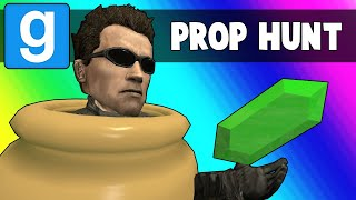 gmod prop hunt funny moments ohmwrecker s teleporter troubles garry s mod