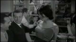 L'AVVENTURA di M.Antonioni (1960)  scena girata a Messina