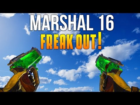 MARSHAL 16 SUPPLY DROP FREAK OUT! (BO3 Funny Moments) New To BO3, Collats, Fails! - MatMicMar
