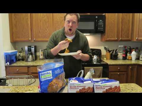 DM21 Reviews: Royal Farms Fried Chicken!