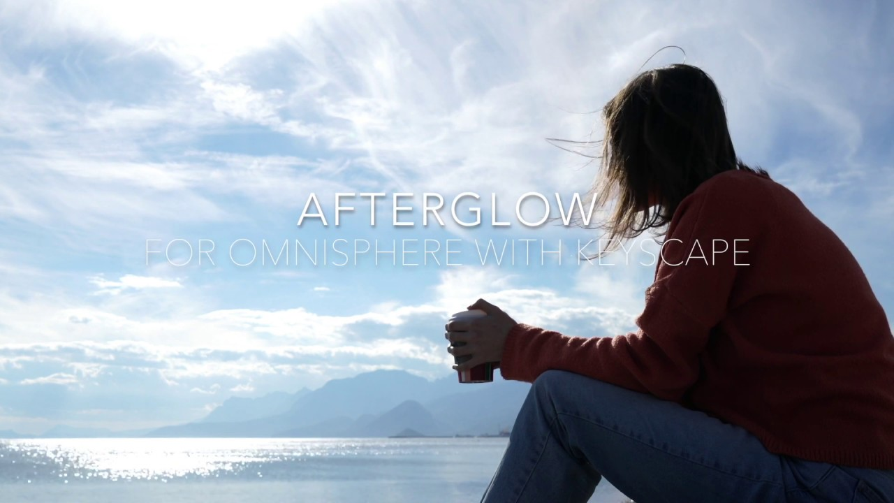 Afterglow for Omnisphere 2 with Keyscape - Celeste in the Ether - Jason  Schoepfer