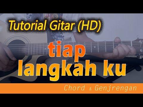 [Chord Gitar] TIAP LANGKAHKU - Belajar Lagu Rohani