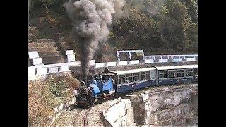 India - Darjeeling Railway 2006. Part 2 - The Climb Begins