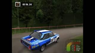 Fiat 131 Abarth Gr.4 - Richard Burns Rally RBR - Joux Verte - by Natxo8500