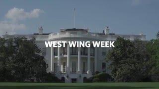 West Wing Week: 05/20/2016 or, Miss Manners for Vikings
