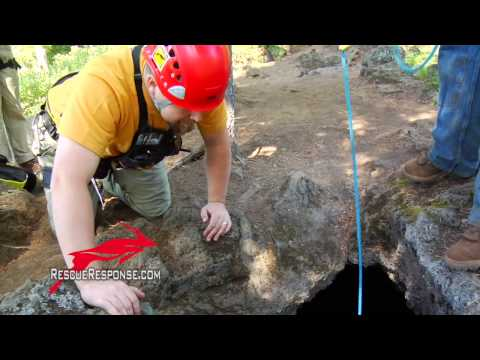 Caving Rescue & Confined Spaces, PART 1 CASE FILE N.013 RESCUE RESPONSE TEAM | Block and Tackle