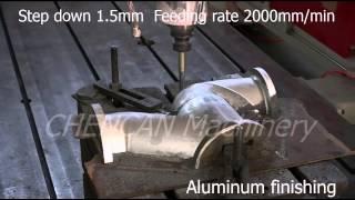 Aluminium Pattern Making Cnc Machine Center;wood Pattern Cnc Making Machine Center