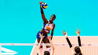 Paola Egonu | The Best Jumper in the World | Best Volleyball Player in the World | Womens Volleyball