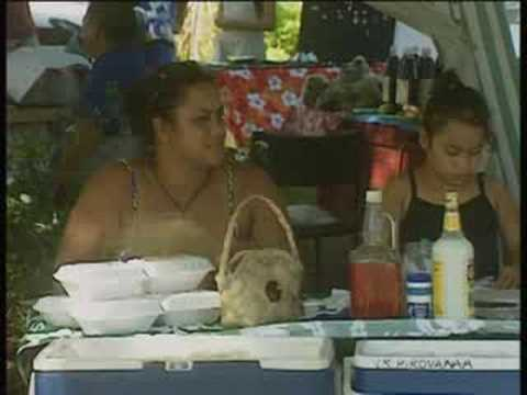 Oceania - Cook Islands - Rarotonga - Avarua