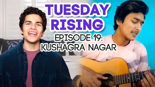 FAST CAR by TRACY CHAPMAN | Tuesday Rising | Episode 19: Kushagra Nagar