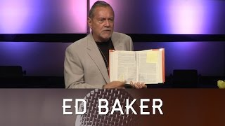 Permission to Speak: A Clear Choice - Ed Baker