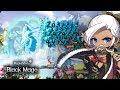 Download MapleStory Black Mage - Aran 5th Job Skill (펜릴 크래시)