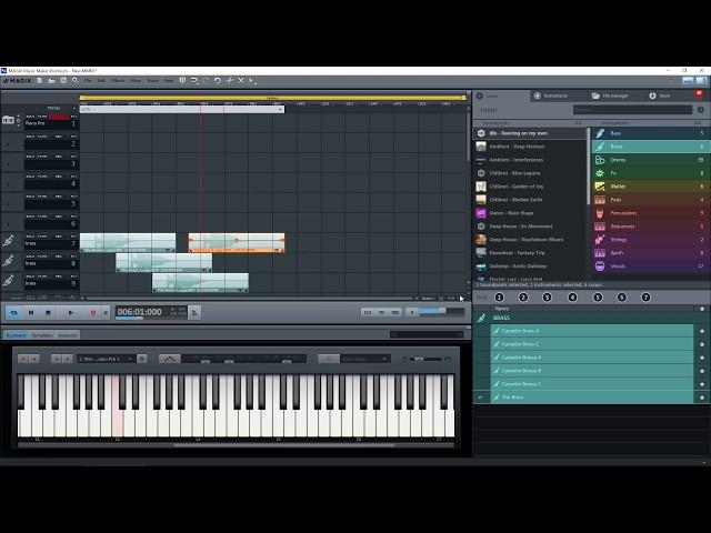 Magix Music Maker - Absolute Beginners Tutorial - Part 3