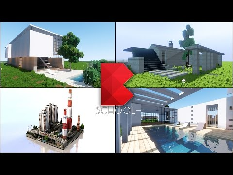 Minecraft: Buildz School | How To Become A Better Builder In Minecraft | EP3