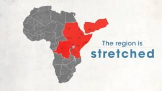 One Region, 3 Million Refugees, Multiple Crises