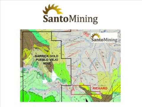 Producing Gold And Silver In Mexico, Santo Mining Featured In CEO Interview