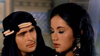 Mohammed Rafi & Lata Mangeshkar, Is Reshmi Pazeb Ki Jhankar Ke Sadke, Laila Majnu