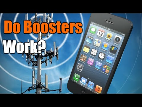 The Truth About Home Cell Phone Signal Boosters | THE HANDYMAN |