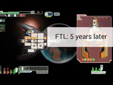 Justin Ma (Subset Games) - FTL: 5 years later, Fireside chat