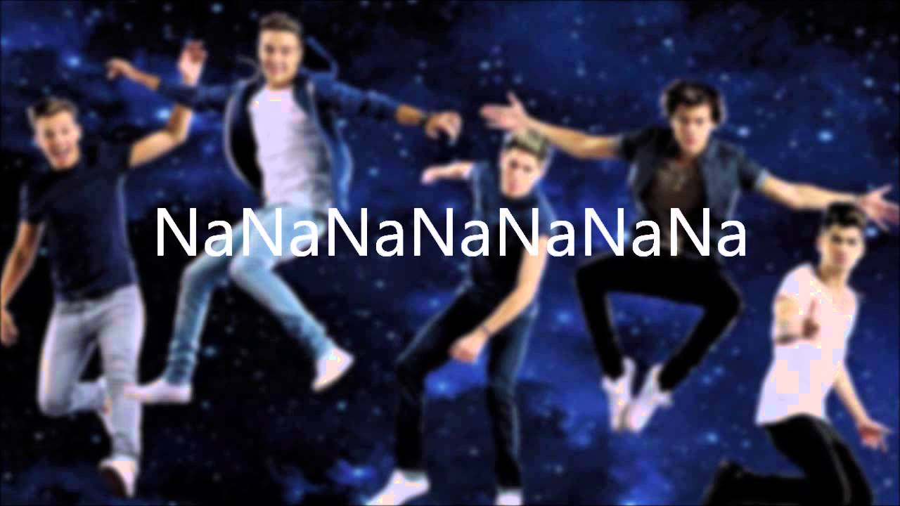 One Direction - One Way Or Another ( Lyrics + Pictures ) [OFFICIAL]