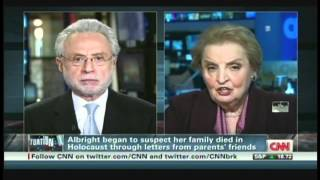 Madeleine Albright Interview with Wolf Blitzer (April 25, 2012)