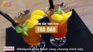 Cách pha Trà Đào cực ngon | Khám Phá Bếp Việt