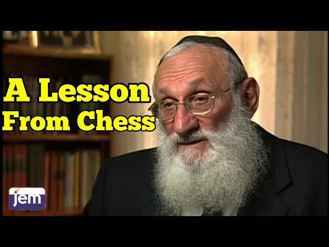 A Lesson From Chess