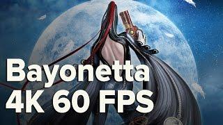 Bayonetta PC - GAMEPLAY 4K/60fps - UM ESPANTO! - ULTRA SETTINGS