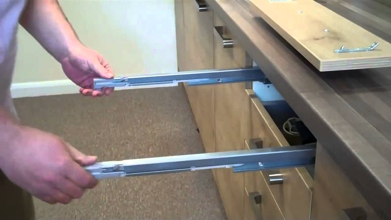 Ikea Kitchen Cabinet Drawer Removal
