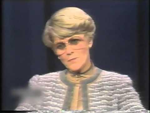 1984 Vice Presidential Debate - George Bush & Geraldine Ferraro