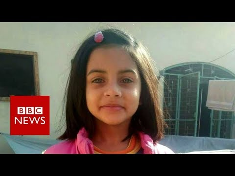 Zainab's last moments before her rape and murder - BBC News from YouTube · Duration:  1 minutes 17 seconds